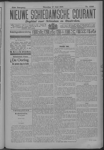 Nieuwe Schiedamsche Courant 1918-06-17