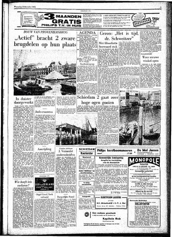 Rotterdamsch Parool / De Schiedammer 1961-12-13
