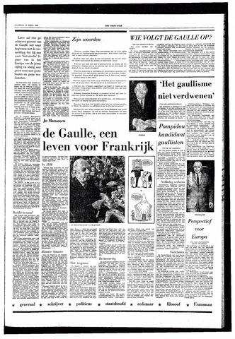 Het Vrije volk 1969-04-28