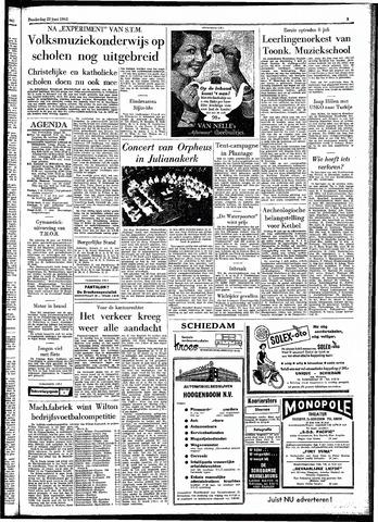 Rotterdamsch Parool / De Schiedammer 1961-06-22
