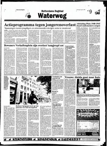Rotterdamsch Nieuwsblad / Schiedamsche Courant / Rotterdams Dagblad / Waterweg / Algemeen Dagblad 1998-08-04