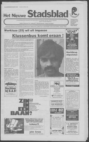 Het Nieuwe Stadsblad 1980-04-18