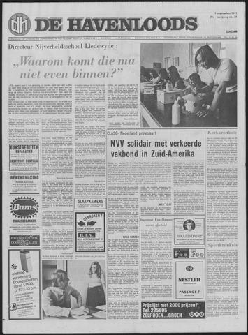 De Havenloods 1971-09-09