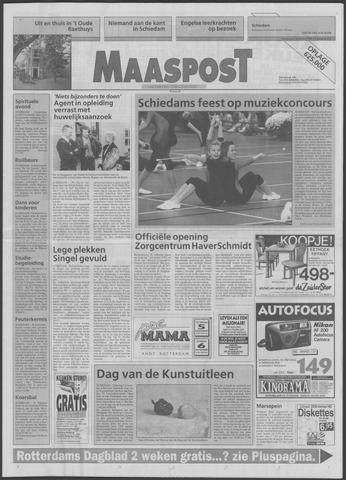Maaspost / Maasstad / Maasstad Pers 1994-11-02