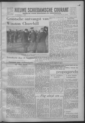 Nieuwe Schiedamsche Courant 1946-05-09