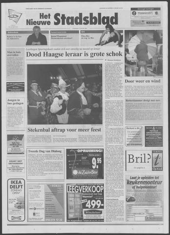 Het Nieuwe Stadsblad 2004-01-21