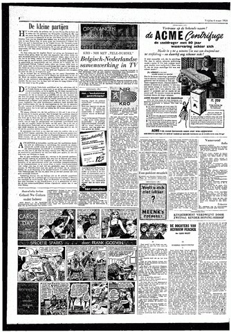 Rotterdamsch Parool / De Schiedammer 1959-03-06