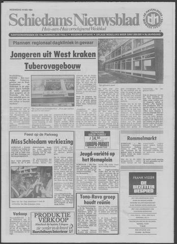 Schiedams Nieuwsblad 1984-05-16