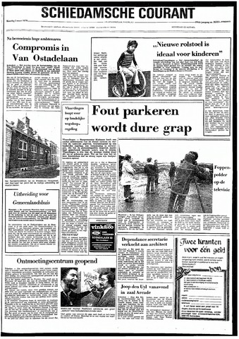 Rotterdamsch Nieuwsblad / Schiedamsche Courant / Rotterdams Dagblad / Waterweg / Algemeen Dagblad 1979-03-05