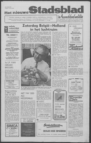 Het Nieuwe Stadsblad 1968-07-26