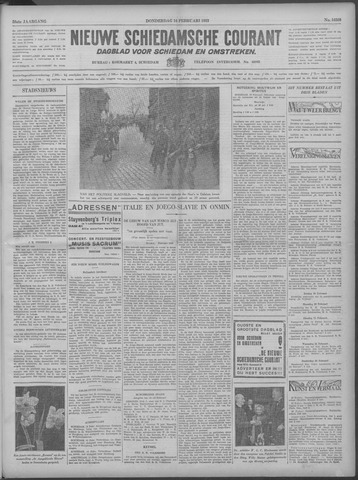 Nieuwe Schiedamsche Courant 1933-02-16