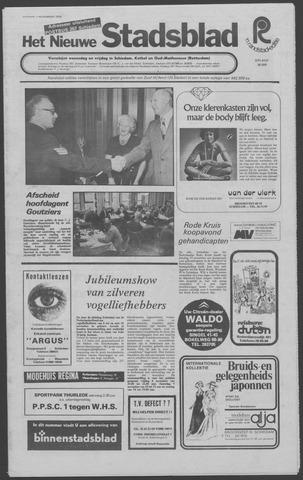 Het Nieuwe Stadsblad 1974-11-01