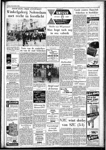Rotterdamsch Parool / De Schiedammer 1961-11-24