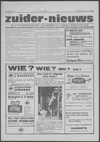Zuider Nieuws 1968-01-25