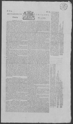 Rotterdamse Courant 1823-06-03