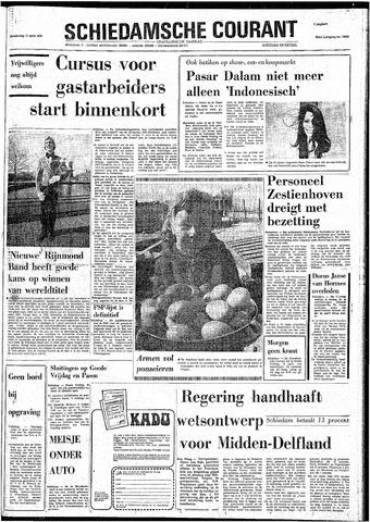 Rotterdamsch Nieuwsblad / Schiedamsche Courant / Rotterdams Dagblad / Waterweg / Algemeen Dagblad 1974-04-11