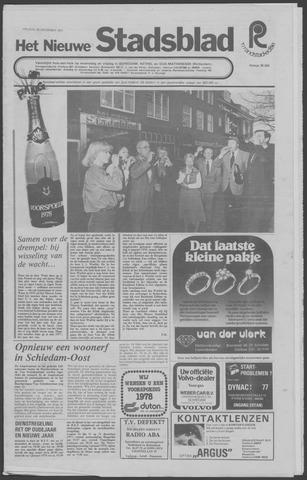 Het Nieuwe Stadsblad 1977-12-30