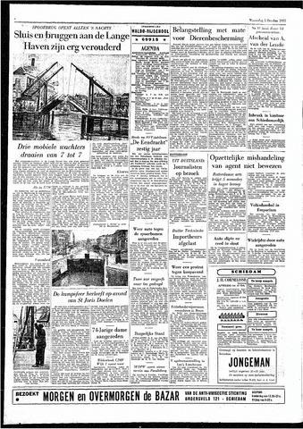 Rotterdamsch Parool / De Schiedammer 1955-10-05