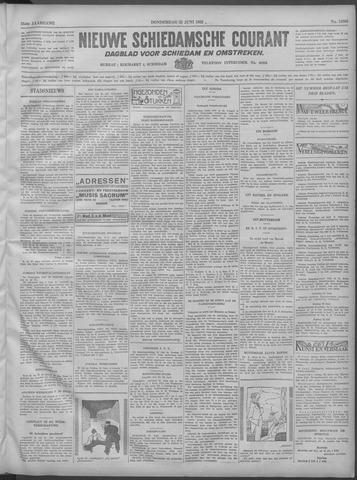 Nieuwe Schiedamsche Courant 1932-06-23