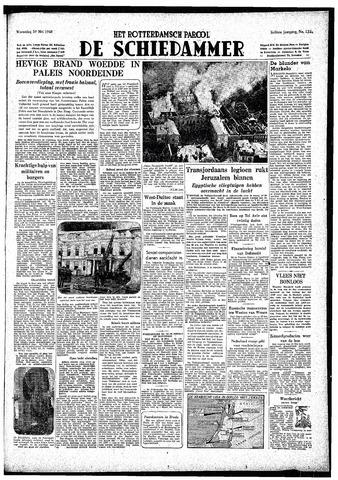 Rotterdamsch Parool / De Schiedammer 1948-05-19