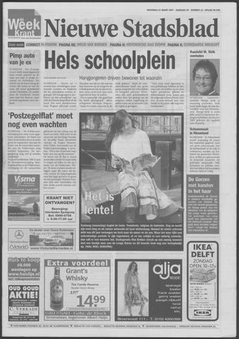Het Nieuwe Stadsblad 2007-03-21
