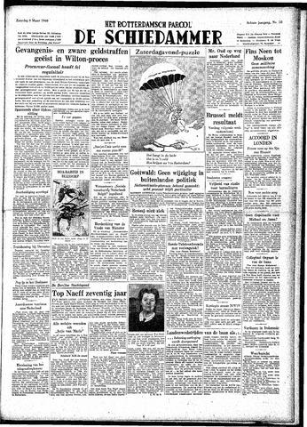 Rotterdamsch Parool / De Schiedammer 1948-03-06
