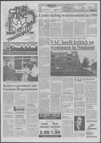 Het Nieuwe Stadsblad 1991-05-22