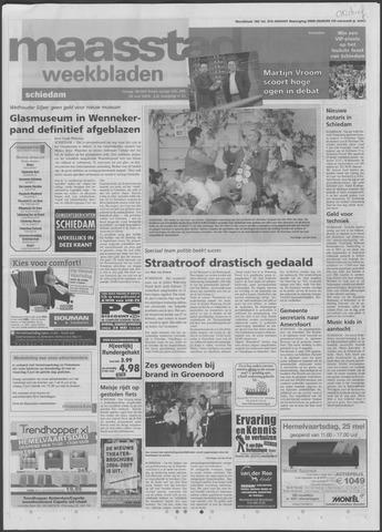 Maaspost / Maasstad / Maasstad Pers 2006-05-24