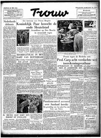 Trouw / De Rotterdammer 1954-05-21