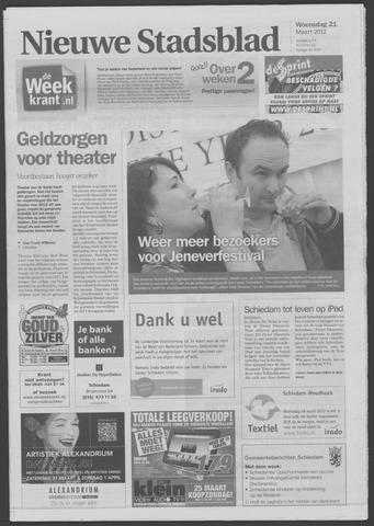Het Nieuwe Stadsblad 2012-03-21