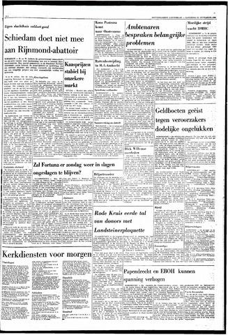 Rotterdamsch Nieuwsblad / Schiedamsche Courant / Rotterdams Dagblad / Waterweg / Algemeen Dagblad 1968-11-23