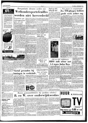 Trouw / De Rotterdammer 1962-11-05
