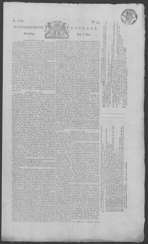Rotterdamse Courant 1826-05-06
