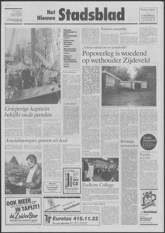 Het Nieuwe Stadsblad 1992-10-30