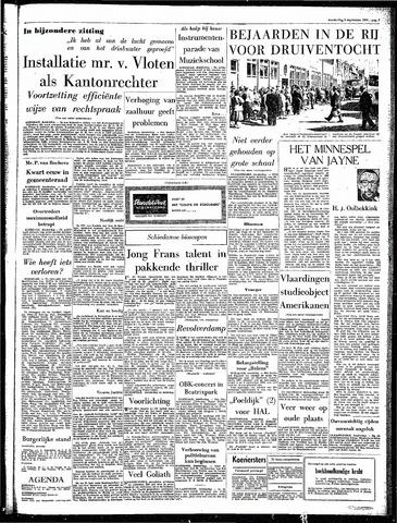 Rotterdamsch Parool / De Schiedammer 1964-09-03