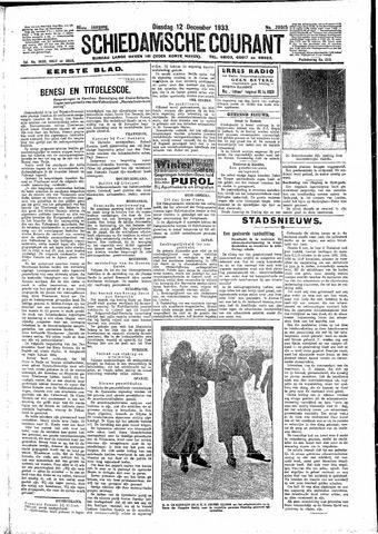 Schiedamsche Courant 1933-12-12