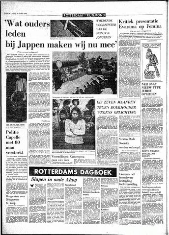 Rotterdamsch Parool / De Schiedammer 1970-10-16