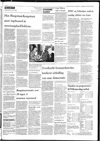 Rotterdamsch Nieuwsblad / Schiedamsche Courant / Rotterdams Dagblad / Waterweg / Algemeen Dagblad 1968-03-13
