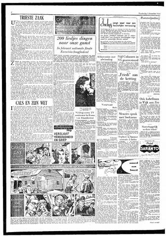 Rotterdamsch Parool / De Schiedammer 1959-12-03