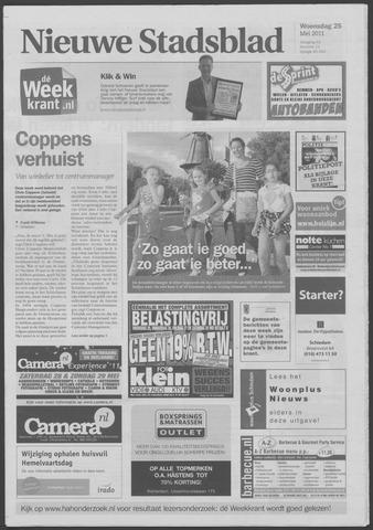 Het Nieuwe Stadsblad 2011-05-25