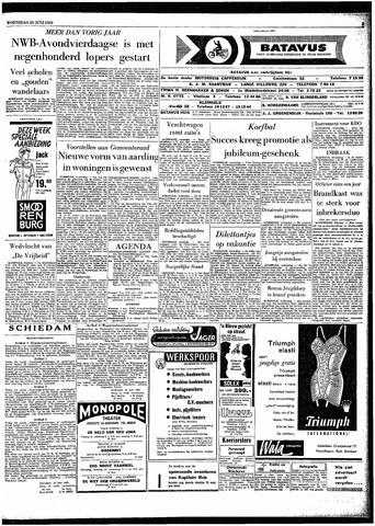 Rotterdamsch Parool / De Schiedammer 1962-06-20