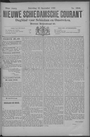 Nieuwe Schiedamsche Courant 1897-12-25