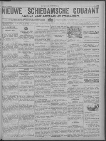 Nieuwe Schiedamsche Courant 1929-12-28