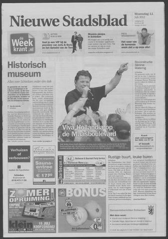 Het Nieuwe Stadsblad 2012-07-11