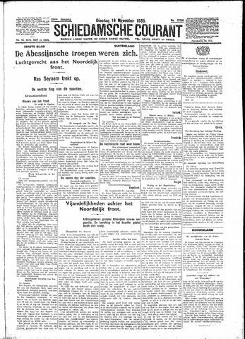 Schiedamsche Courant 1935-11-19