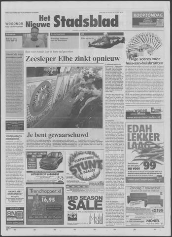 Het Nieuwe Stadsblad 2004-11-03