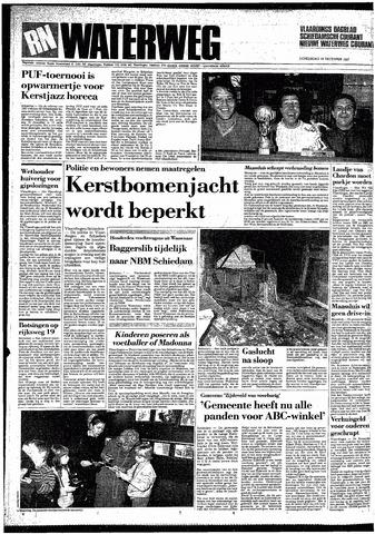 Rotterdamsch Nieuwsblad / Schiedamsche Courant / Rotterdams Dagblad / Waterweg / Algemeen Dagblad 1987-12-10