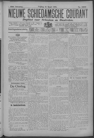 Nieuwe Schiedamsche Courant 1918-03-15