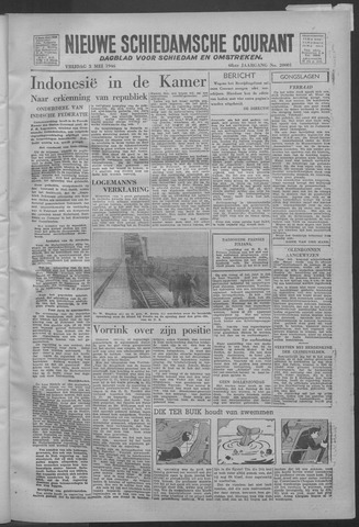Nieuwe Schiedamsche Courant 1946-05-03