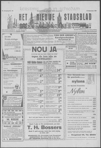 Het Nieuwe Stadsblad 1951-12-21